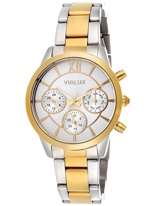Vialux Saat Sarı